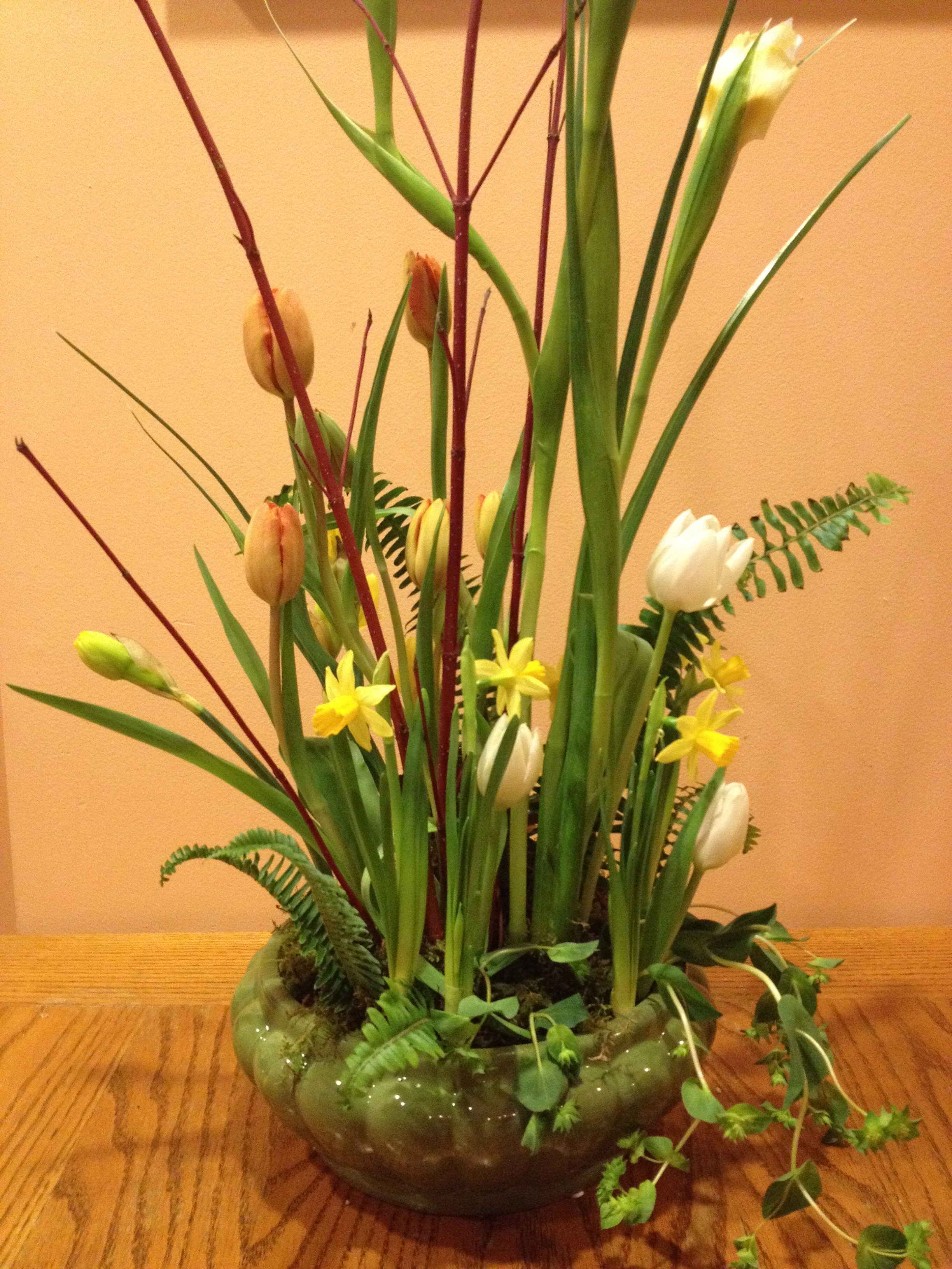 Day Three Basic Floral Design I At Longwood Roots To