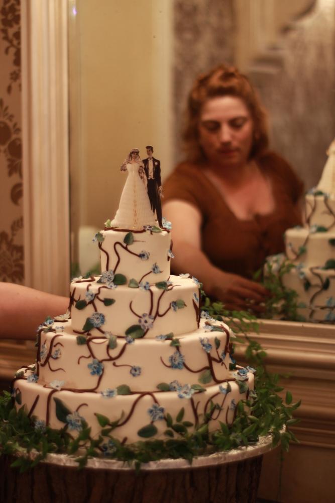 a midsummer's night wedding  (6/6)