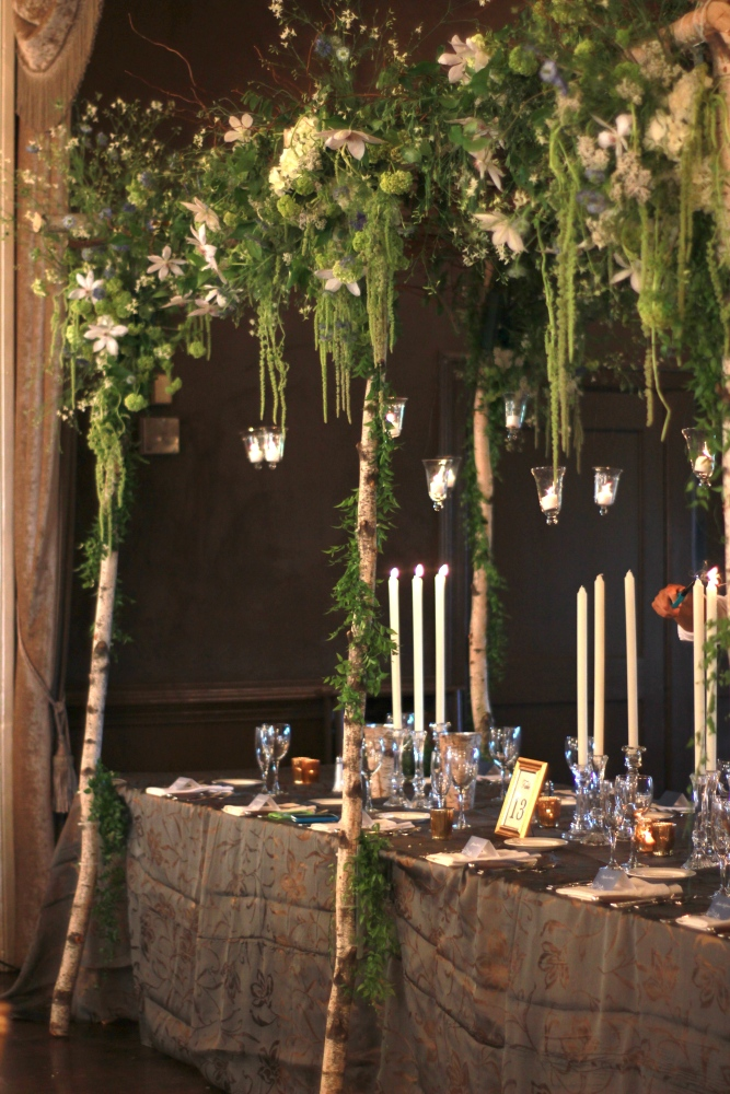 a midsummer's night wedding  (3/6)